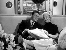 With Gordon MacRae in Starlift (1951)