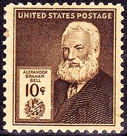 ~ A.G. Bell issue of 1940 ~