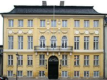 Yellow Palace, Copenhagen: Alexandra's childhood home