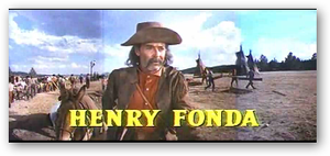 Fonda in How the West Was Won