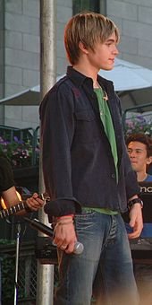 McCartney at a Bryant Park performance, June 24, 2005