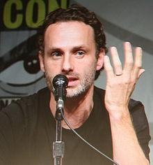 Lincoln at the 2012 Comic-Con in San Diego.