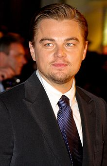 DiCaprio at the London premiere of Body of Lies