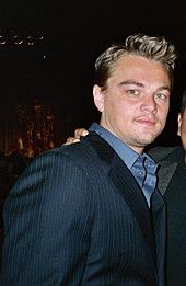DiCaprio at a charity event in March 2009.