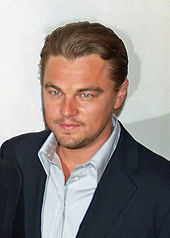 DiCaprio at the red carpet at the 2007 Tribeca Film Festival.