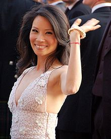 Liu at the 2008 Cannes Film Festival.