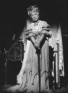 Hamilton as Madame Armfeldt in the national tour of A Little Night Music (1974)
