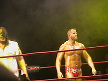 Morgan teamed with Abyss in late 2008.