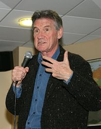 Michael Palin, Nightingale House, November 2010