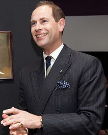 Prince Edward, Earl of Wessex