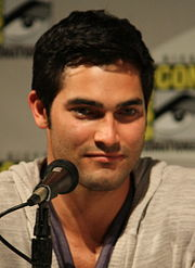 Hoechlin at the 2012 Comic-Con in San Diego.