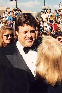 Goodman on the red carpet at the Emmys, September 11, 1994