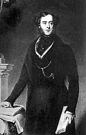 Lord George Bentinck, Conservative leader in the commons 1846–48