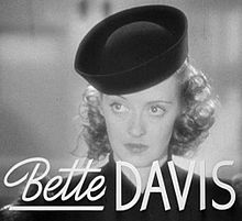 Davis in the trailer for Dark Victory (1939), in which she gave one of her ten Oscar-nominated performances