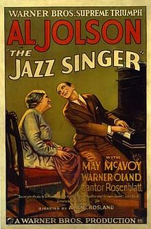 movie poster, 1927