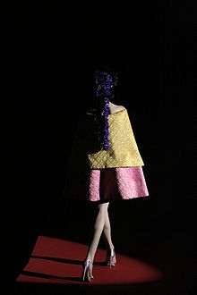 Christian Lacroix, 20 Years of Haute Couture on the Catwalk.