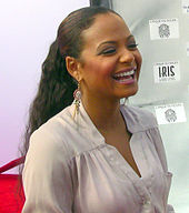 Christina Milian at the World Premiere of IRIS by Cirque du Soleil