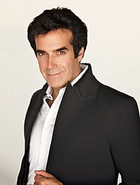 David Copperfield (illusionist)